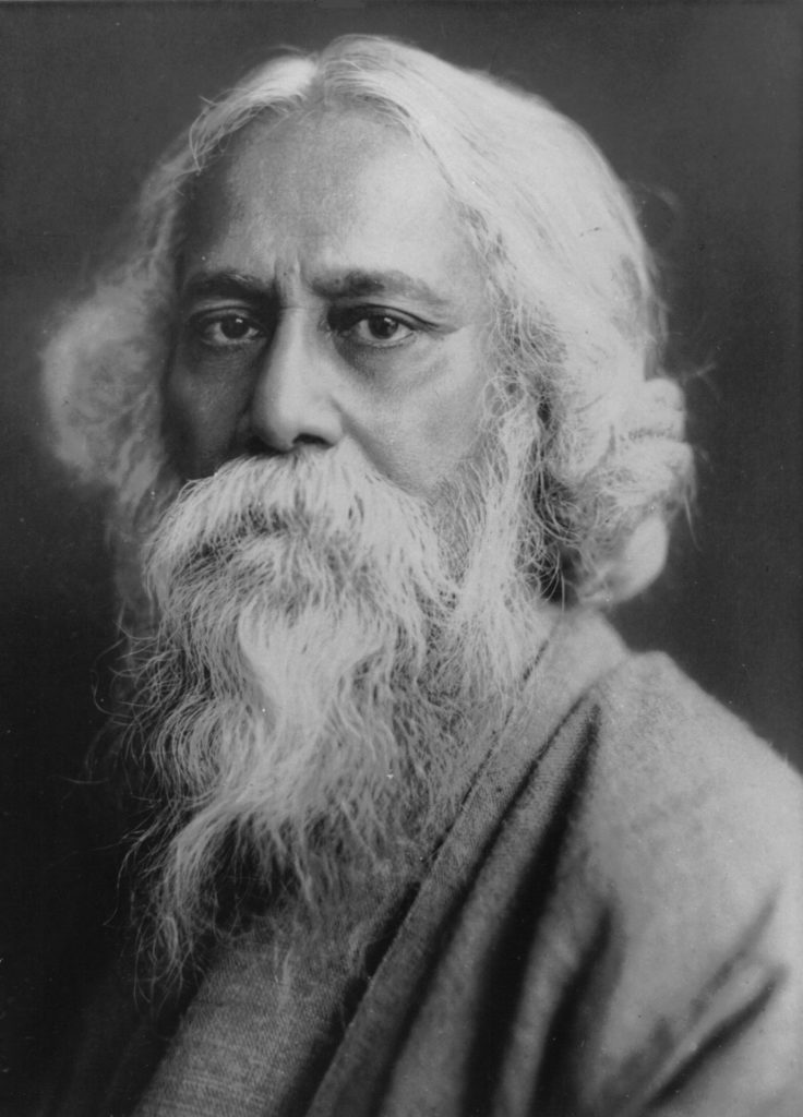 rabindranath tagore biography in telugu,