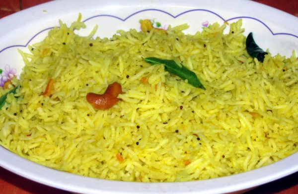 How to make Raw Mango Rice, Mamidikaya Pulihora, Mango Rice, Mamidikaya Pulihora In Telugu, Mango Rice Recipe, Raw Mango Rice, How to prepare Mamidikaya pulihora
