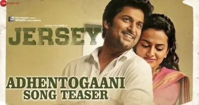 Jersey Movie Review, Jersey Movie HD Video Songs, Jersey Movie Full Movie Download, Jersey Adhento Gaani Videos Song, Naani Jersey trailer, Jersey official release date, Jersey Movie Lyrical Videos, Jersey Movie Telugu Lyricals, Mana Telugu Nela,