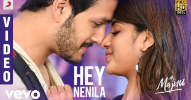 Mr majnu Video Songs