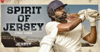 Spirit Of Jersey Lyrical Videos, Jersey Movie Lyrical Videos, Jersey Movie Videos, Nani Jersey Videos, Nani Jersey Movie Review, Jersey Movie Songs, Jersey Movie Review and Rating, Mana Telugu Nela