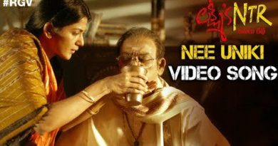 Lakshmi`s NTR Movie Review, Lakshmis NTR Movie HD Video Songs, Lakshmis NTR Movie Full Movie Download, Lakshmis NTR Nee Uniki Videos Song, Lakshmi's NTR trailer, Lakshmi's NTR official release date,
