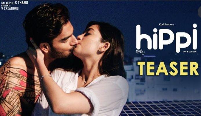 Hippi Teaser, Hippi Movie Teaser, Hippi Telugu Movie, Karthikeya Hippi Movie, Hippi Movie HD Lyrical Videoos, Hippi Movie Trailer, Hippi Full Movie,