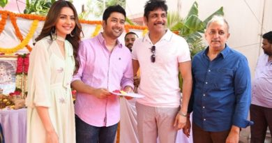 Nagarjuna's Manmadhudu 2 Movie, 'Manmadhudu 2 sequel, 'Manmadhudu 2 Movie, Manmadhudu 2 Movie Trailer, Nagarjuna Manmadhudu 2 Update, Nagarjuna Manmadhudu 2 Release Date, Manmadhudu 2 Cast and crew, మన్మధుడు 2, Rakul Preet Singh and Nagarjuna,